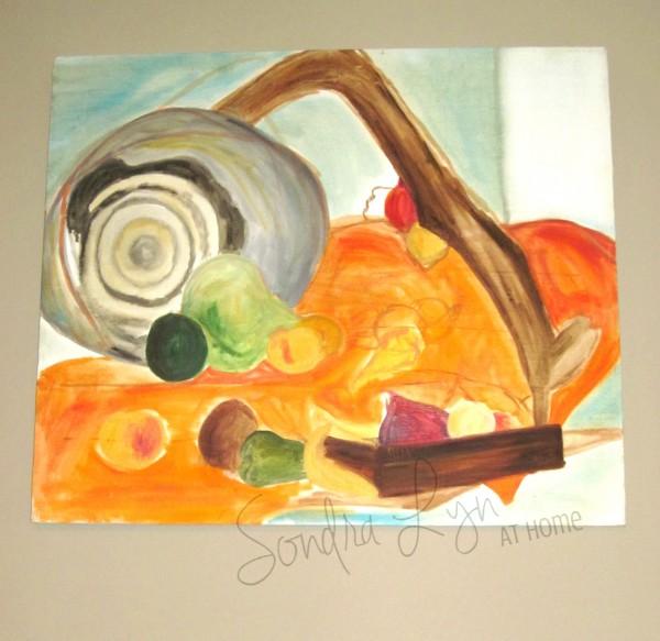 Summer-Mantle-Detail2- Sondra Lyn at Home
