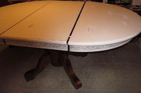 Kitchen Table Redo4