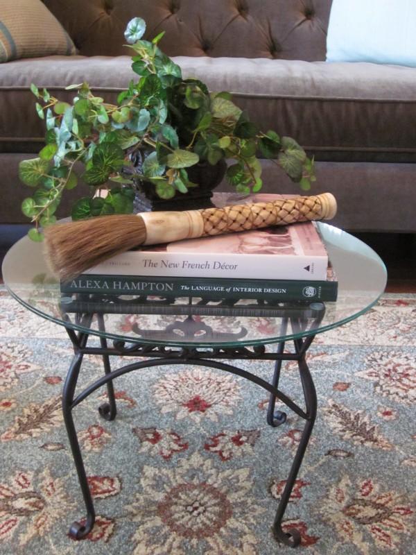 DIY Mini-Coffee Table