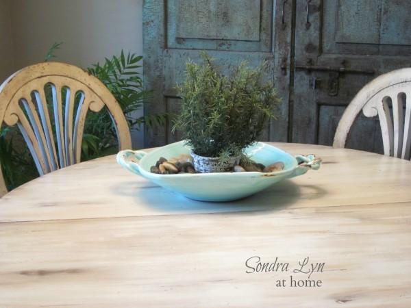 Kitchen Table Redo7