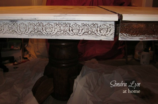 Kitchen Table Redo5