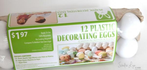 French Script Eggs- Supplies - Sondra Lyn at Home