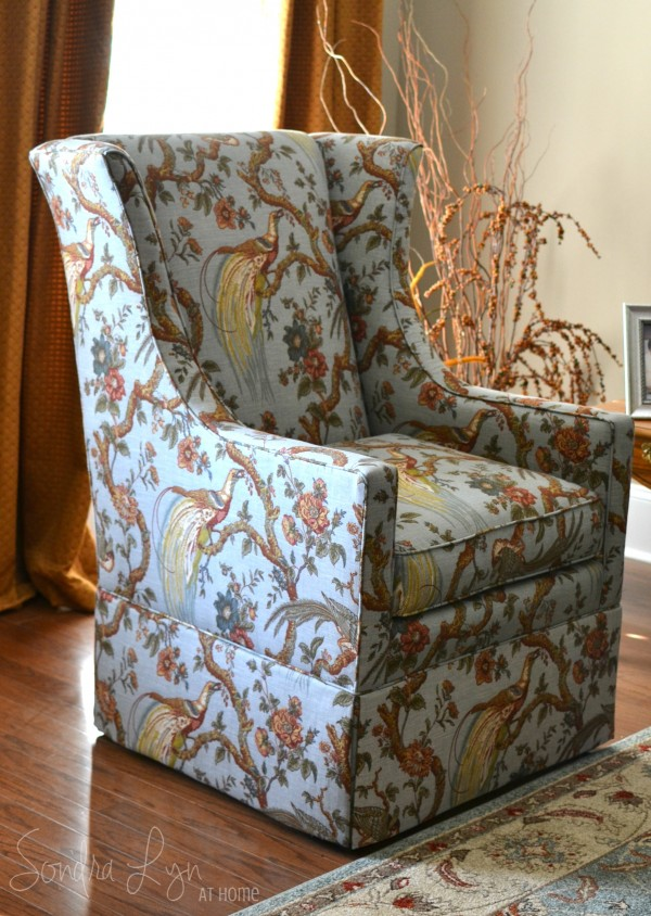 Sitting Room Chair- Sondra Lyn at Home