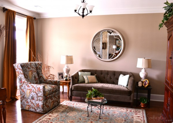 Sitting Room - Sondra Lyn at Home