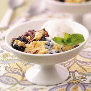 BlueberryCobbler-TasteOfHome