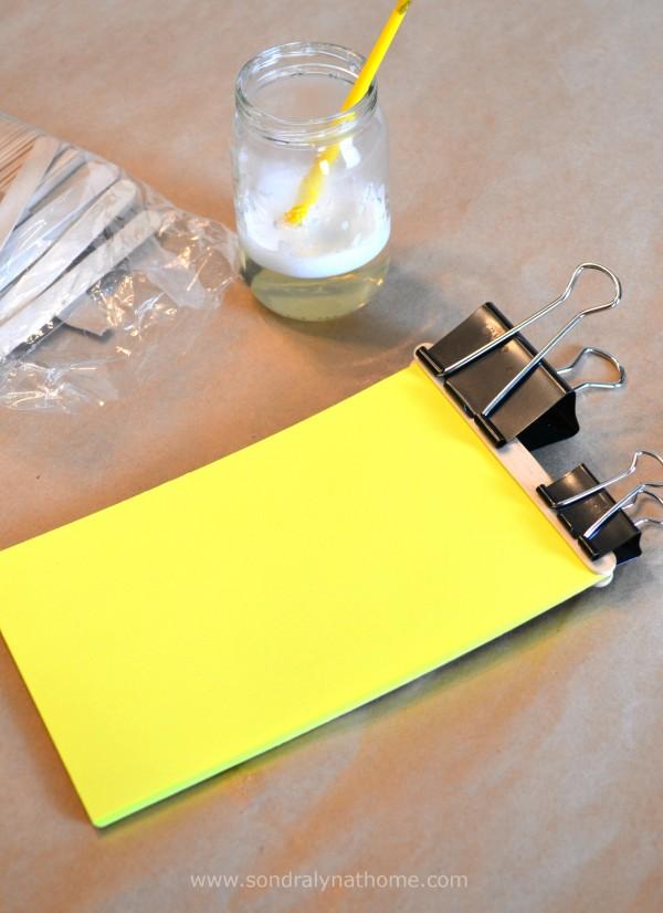 Note Pads4- Sondra Lyn at Home