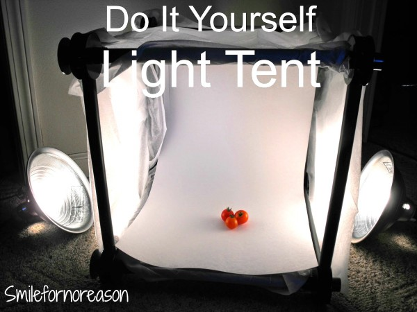 Smile For No Reason - Light Tent