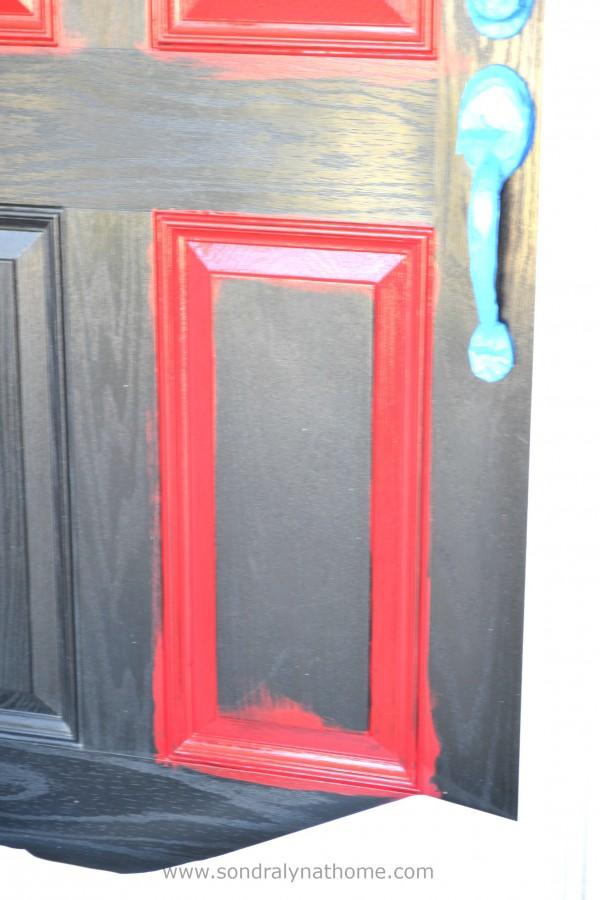Front Door Redo -