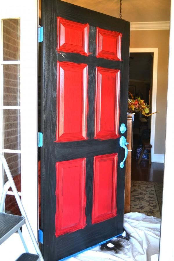 Front Door Redo --