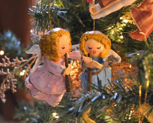 Angel Ornaments- Sondra Lyn at Home