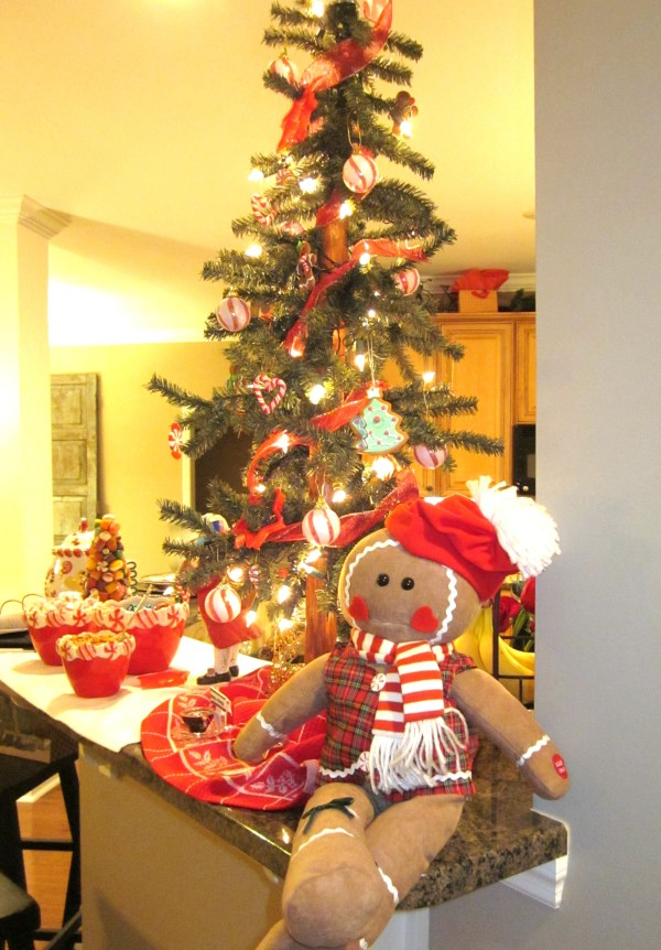 Candyland Tree- Sondra Lyn at Home