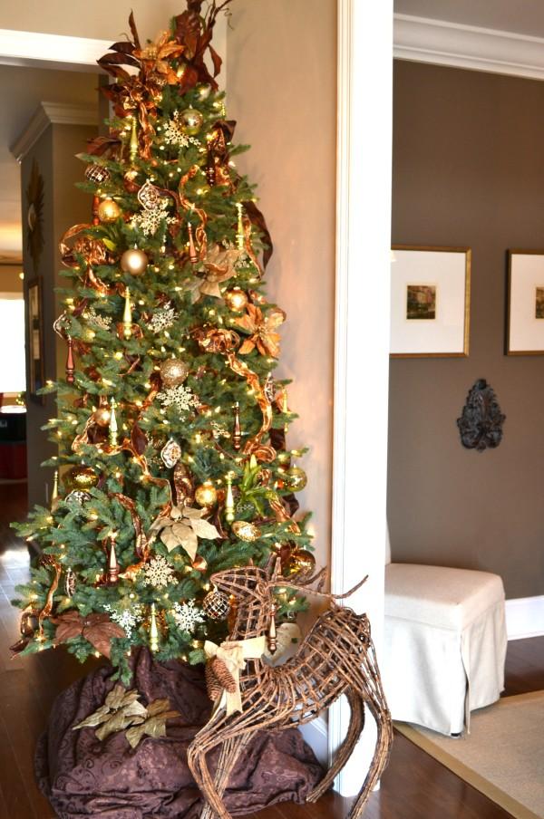 Fall Tree- Sondra Lyn at Home