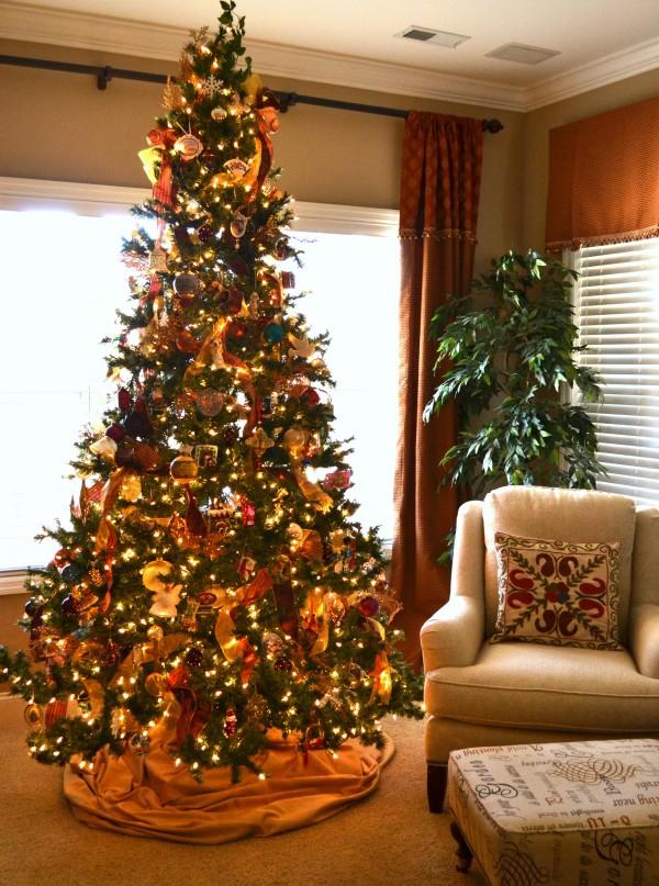 Family Tree- Sondra Lyn at Home
