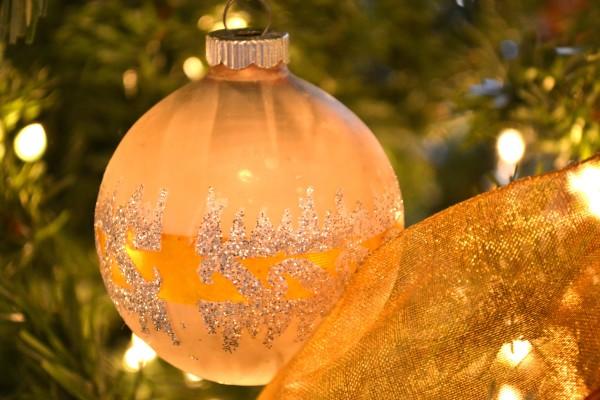Gift Ornament- Sondra Lyn at Home