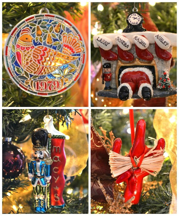 Treasured Ornaments- Sondra Lyn at Home