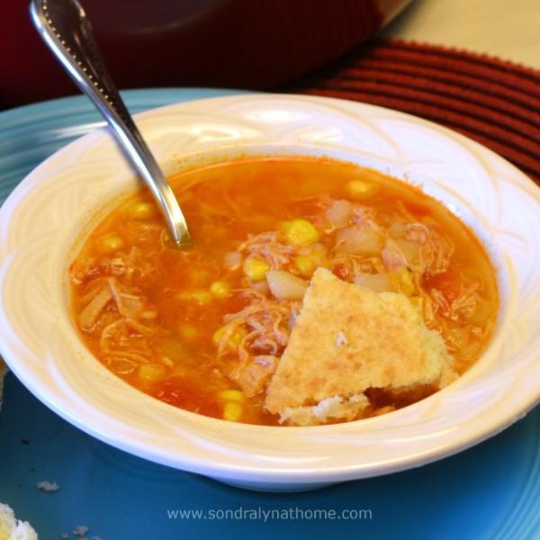 Hearty Brunswick Stew