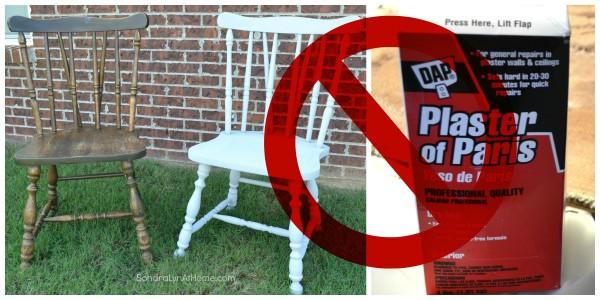 Chalk Paint Recipe- POP Chairs - Sondra Lyn at Home-w