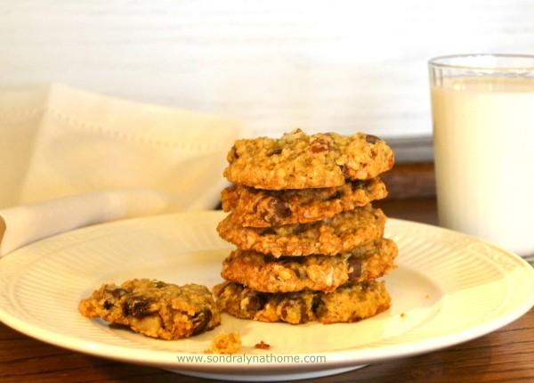 Oatmeal CC CookiesA-slah