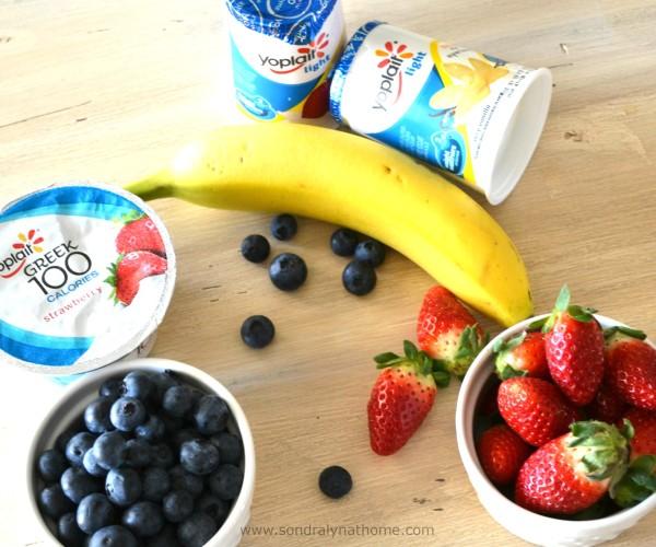 Yogurt Smoothie-- Sondra Lyn at Home-wtrmk