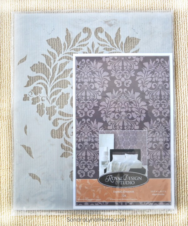 Royal Design Studio Stencil - Sondra Lyn at Home