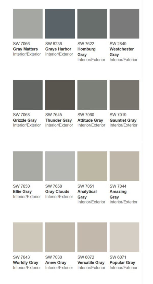 more than 50 shades of gray sondra lyn at home. Black Bedroom Furniture Sets. Home Design Ideas