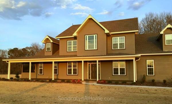A Country Housewarming -- Sondra Lyn at Home-