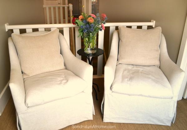 A Country Open House-Balcony- Sondra Lyn at Home-