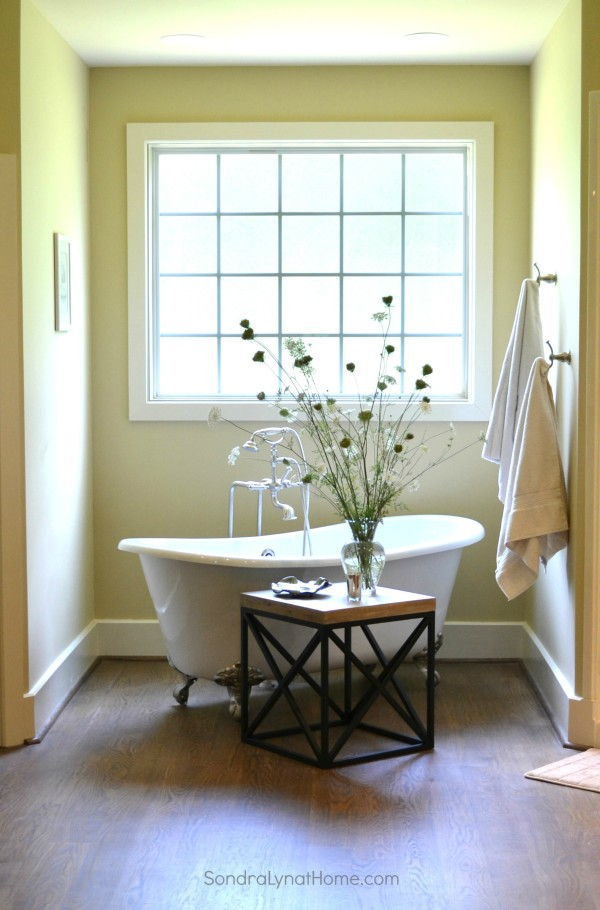 A Country Open House-Master Bath- Sondra Lyn at Home