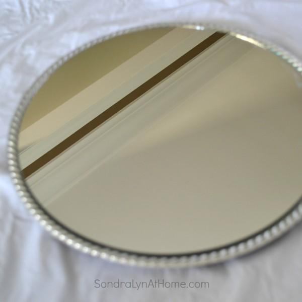 Coastal Sunburst Mirror- --Sondra Lyn at Home