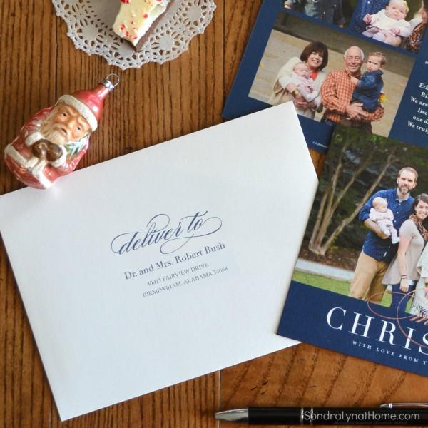 Christmas Cards 2015 - Sondra Lyn at Home