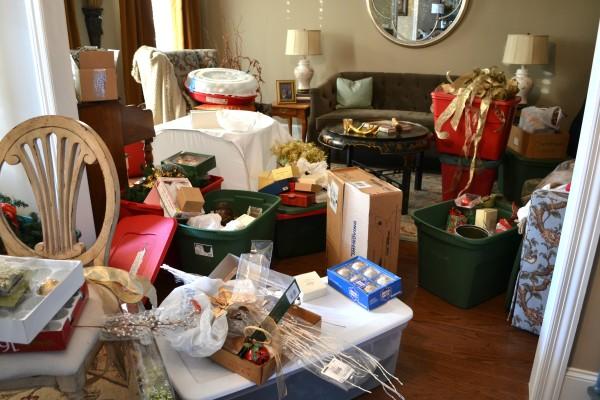 Christmas Explosion - Sondra Lyn at Home.com