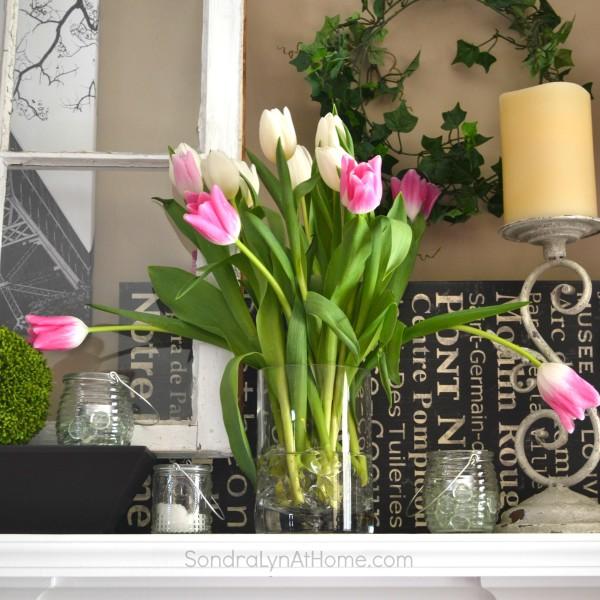Tulips - Sondra Lyn at Home.com