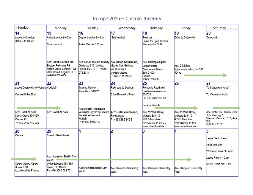 Europe_Itinerary_2016
