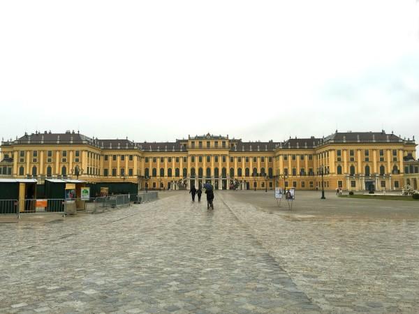 Schonbrunn Palace - Vienna, Austria - Sondra Lyn at Home.com