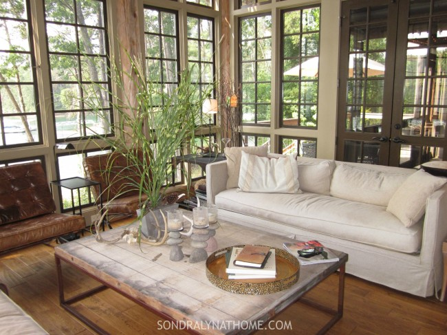 Lake House Sofa and Chairs - Sondra Lyn at Home.com