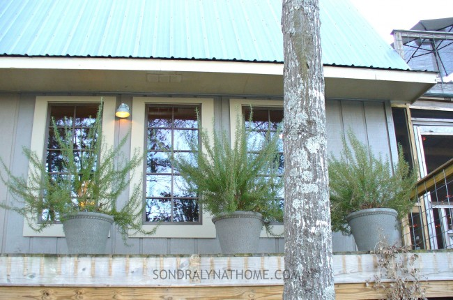 Lake House Terrace - Sondra Lyn at Home.com