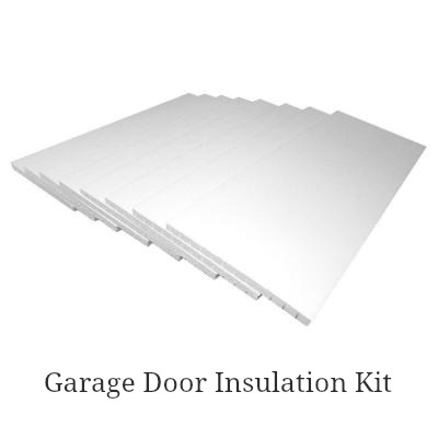 Garage Door - Insulation Kit