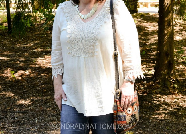 fall-fashion-friday-glamour-farms-heather-top-at-memphis-zoo-SondraLynAtHome.com