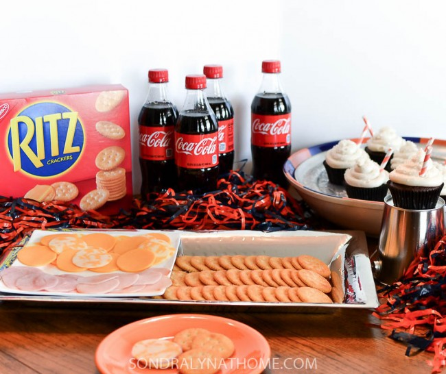 coca-cola-cupcakes-with-cream-cheese-frosting-tailgate-experience-sondra-lyn-at-home