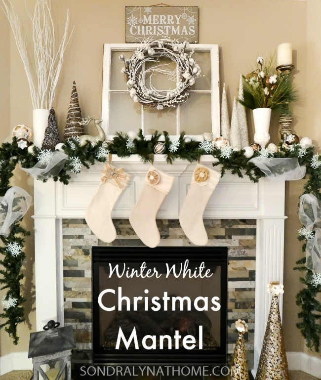 winter-white-christmas-mantel-title-photo-sondra-lyn-at-home-com