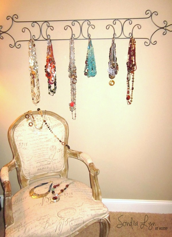 Unique Jewelry Holder- Sondra Lyn at Home