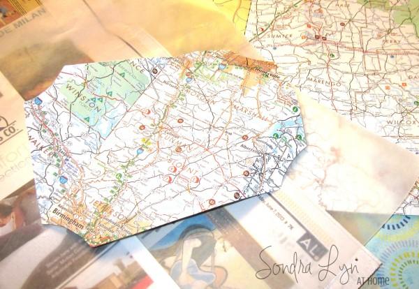 Map Cutout