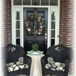 Wicker Chairs DIY Redo