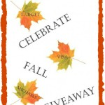 It's Fall, Y'all… Celebrate Fall Giveaway!