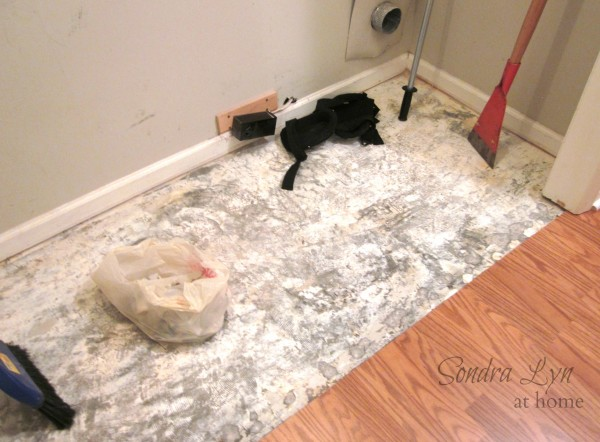How To Tile A Floor Sondra Lyn At Home