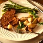 Ms. Vickie's Louisiana Brisket with Marinade Recipe