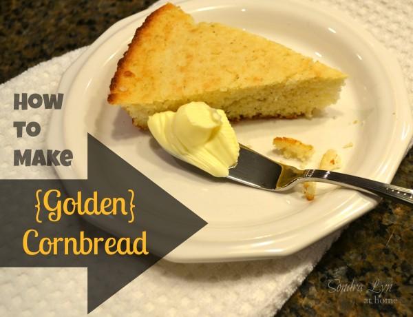 how to make cornbread1- Sondra Lyn at Home