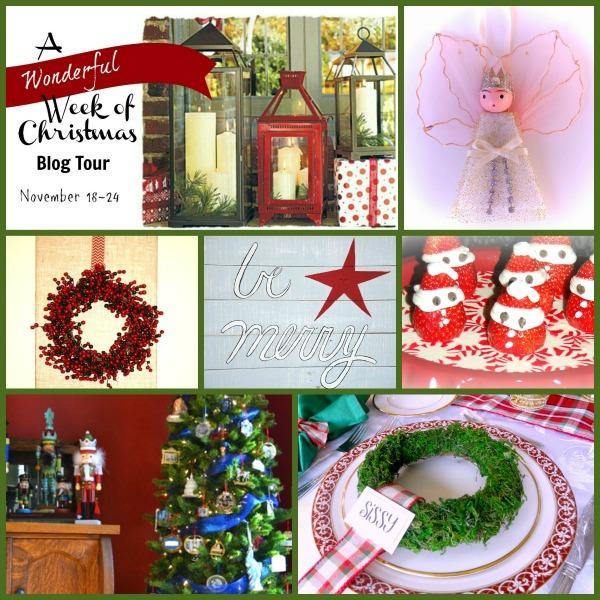 Wonderful Week of Christmas Collage