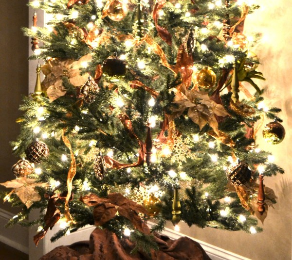 8 Steps to a Designer Tree- Sondra Lyn at Home