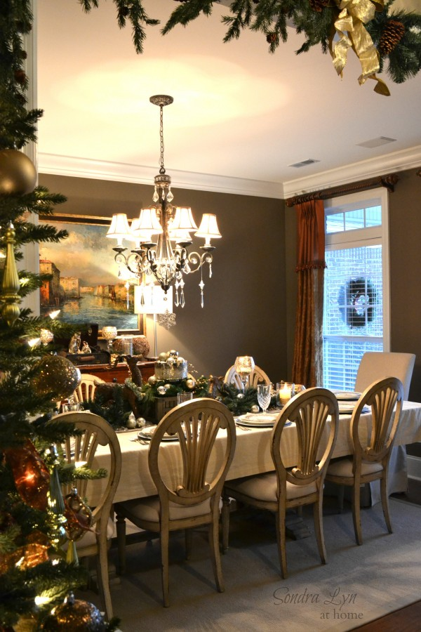 Deck the Halls-Sondra Lyn at Home